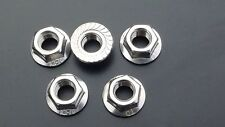 Stainless Steel Sprocket Nut Set for Honda XL 1000 Varadero from 1999- 2013