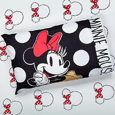 NEW DISNEY STORE MINNIE MOUSE SINGLE BED TWIN BED SHEET SET - SINGLE BED