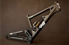 Bilt Eight Downhill frame Sm/Med. BLACK.