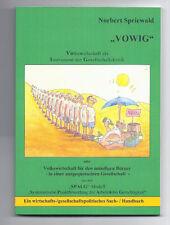 VOWIG: Volkswirtschaft als Instrument der Gesellschaftskri...   Buch   gebraucht