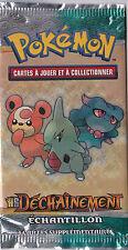 1x Booster Echantillon - HS:Déchainement - Cartes Pokemon Neuves Française