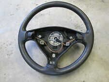 1998-2004 VAUXHALL ASTRA MK4 G PLASTIC STEERING WHEEL WITHOUT RADIO CONTROLS