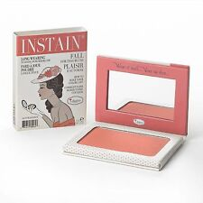 theBalm Instain Long-Wearing Staining Powder Blush Swiss Dot   free shipping