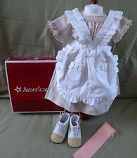 AMERICAN GIRL ADDY RETIRED PLAID SUMMER SET - NEW -  IN ORIG BOX- FREE SHIPPING
