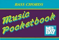 Mel Bay - Bass Chords Pocketbook