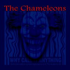THE CHAMELEONS Why Call It Anything - 2CD (Reissue - Remastered - 2013)