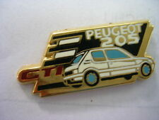 PIN'S VOITURE  PEUGEOT 2O5 GTI
