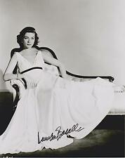 Lauren Bacall   Autograph , Original Hand Signed Photo