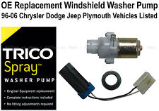 Windshield / Wiper Washer Fluid Pump - Trico Spray 11-528