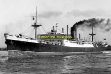 mc0067 - Cunard Cargo Ship - Assyria , built 1950 - photo 6x4
