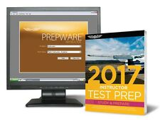 ASA 2017 CFI Test Prep / Software Download Bundle FREE SHIPPING