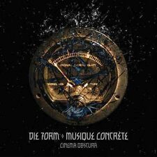 DIE FORM ÷ MUSIQUE CONCRETE Cinema Obscura CD Digipack 2015