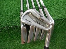 Used Rh Mizuno Mp-54 5-Pw Iron Set Kbs Stiff Flex Steel Rh