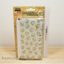 Pokemon Center TPU Hard cover for Nintendo 3DS LL XL case Whimsicott Substitute