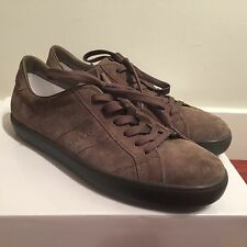 Y-1507135 New Tods Suede Fondo Sneakes Shoes Size US-11 / UK-10