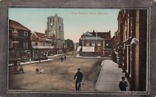 BECCLES (Suffolk) : New Market Place -VALENTINE'S