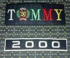 NAVY BLUE TOMMY & 2000 Iron or Sew-On Patch