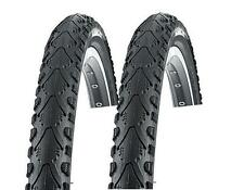 """2 BICYCLE TYRES PUNCTURE PROTECTION 42-622 KENDA 28x1.6 TIRE 28"""" 700x40C"""