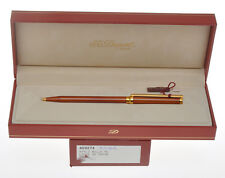 Dupont Montparnasse M1 special amber lacquer ballpoint pen new in box