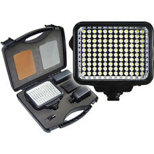 Vidpro K-120 On-Camera 120 LED Video Light Kit for Close UP Macro Photography