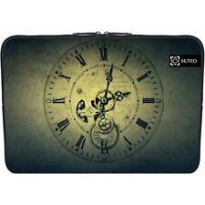 """Housse Neoprene PC Ordinateur Portable 11.6"""" pouces - Horloge - ref 745"""