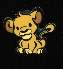Cute Cutie Stylized Characters Mystery Simba Disney Pin 119537