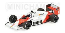 MINICHAMPS~Alain PROST~McLaren Tag Porsche MP4/2C~World Champ 1986.