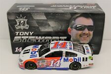 Tony Stewart 2016 #14 Mobil 1 New 1:24 Scale In Stock Free Shipping