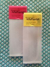 Set Of 2 Happy Homemaker's Netted Dish Cloths Made In the USA. Compare to Norwex
