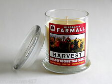 IH McCormick Farmall Spiced Pumpkin Jar Candle