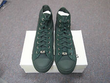 NEW J LINDEBERG ARENA 5 CANVAS GREEN SIZE: US 8.5   UK 7.5