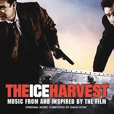 ~BACK ART MISSING~  CD Ice Harvest Soundtrack