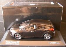 FORD FOCUS ST 2011 BLACK PANTHER METALLIC MINICHAMPS 410081000 1/43 SCHWARZ