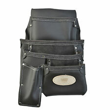 Advanced Leather Tool Pouch Electrician Carpenter Tools Bag for Nails & Tool