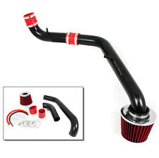 Matte Black / Red 95-99 Eclipse/Talon 2.0 N/A Cold Air Intake + Filter