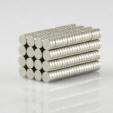 10PCS N50 3mmx1mm Round Neodymium Magnets Rare Earth Magnet