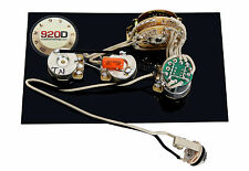 920D Custom Shop Fender Strat 5-way Deluxe Wiring Harness CTS - CRL AW