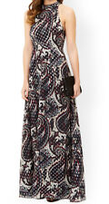 MONSOON Silk Mix Piper Priority Maxi Dress BNWT