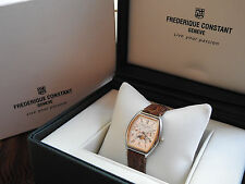Frederique Constant Genève with original Box & papers A moon phase watch For Men