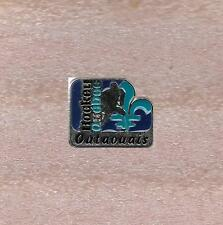 Outaouais Regional Hockey Association Quebec Canada Official Pin Old