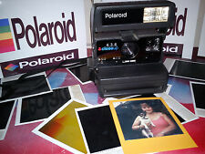 FILM INCLUSIVE Polaroid 636 close up Instant Camera Auto Focus XMAS GIFT!