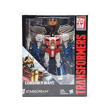 Transformers Action Figure Generations Leader Class STARSCREAM regalo