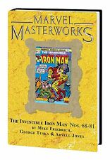 Marvel Masterworks #240 INVINCIBLE IRON MAN Volume #10 DM Variant HC $75