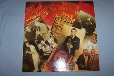 "NAT GONELLA & HIS GEORGIANS-MISTER RHYTHM MAN-12"" MONO VINYL LP"