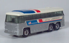Tomica F49 MCI Motor Coach Industries MC-8 Greyhound Americruiser Bus 1:156 R1