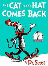 The Cat in the Hat Comes Back Seuss, Dr. Hardcover