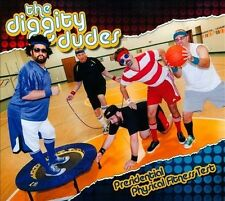 DIGGITY DUDES-PRESIDENTIAL PHYSICAL FITNESS TEST CD NEW