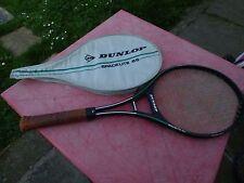 raquette de tennis vintage Dunlop Spacelite 85 avec housse