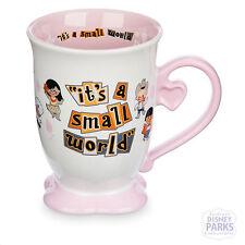 Disney Parks ''it's a small world'' Mug Coffee Cup Tea