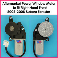 Aftermarket Power Window Motor to fit 02-08 Subaru Forester Right Hand Front